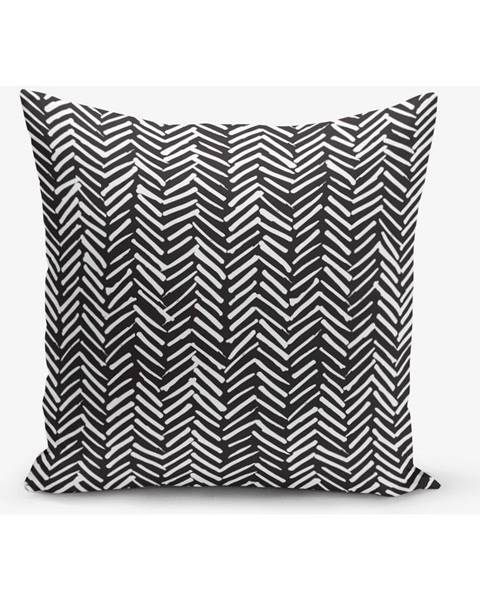 Minimalist Cushion Covers Obliečka na vankúš s prímesou bavlny Minimalist Cushion Covers Scandi, 45×45 cm