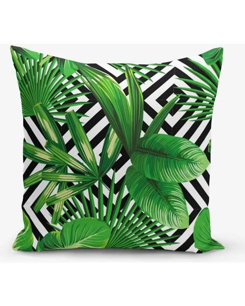 Minimalist Cushion Covers Obliečka na vankúš s prímesou bavlny Minimalist Cushion Covers Systematic, 45×45 cm