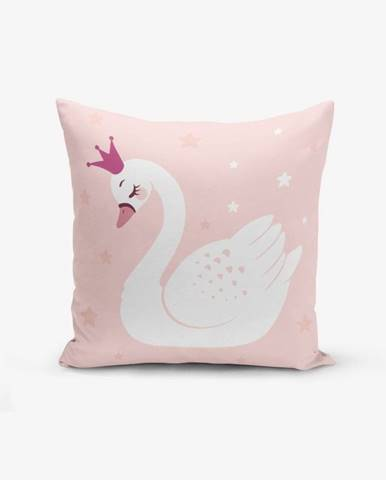 Obliečka na vankúš Minimalist Cushion Covers Kuğu, 45 × 45 cm