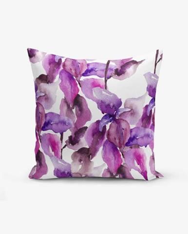 Obliečka na vankúš Minimalist Cushion Covers Leaf Modern, 45 × 45 cm