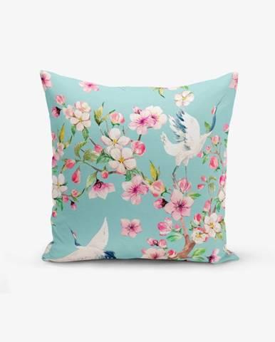 Obliečka na vankúš Minimalist Cushion Covers Wormwood Bird, 45 × 45 cm