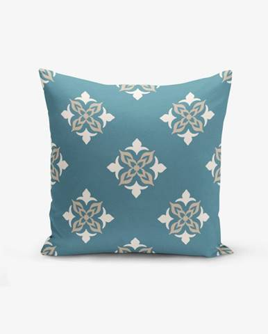 Obliečka na vankúš s prímesou bavlny Minimalist Cushion Covers Damask Desen, 45×45 cm