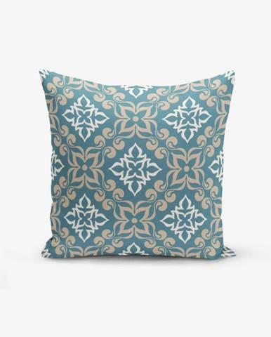 Obliečka na vankúš s prímesou bavlny Minimalist Cushion Covers Geometric Special Design, 45×45 cm