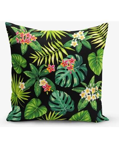 Obliečka na vankúš s prímesou bavlny Minimalist Cushion Covers Speciality, 45×45 cm