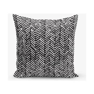 Obliečka na vankúš s prímesou bavlny Minimalist Cushion Covers Scandi, 45×45 cm