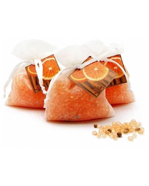 Ego Dekor Vonné vrecúško z organzy s vôňou pomaranča a škorice Ego Dekor Organza Naranja y Canela