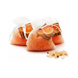 Vonné vrecúško z organzy s vôňou pomaranča a škorice Ego Dekor Organza Naranja y Canela