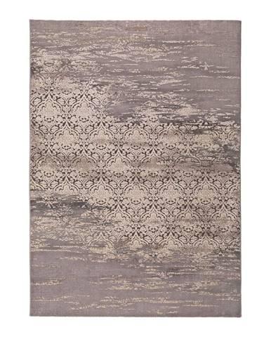 Sivý koberec Universal Arabela Beig, 140 × 200 cm