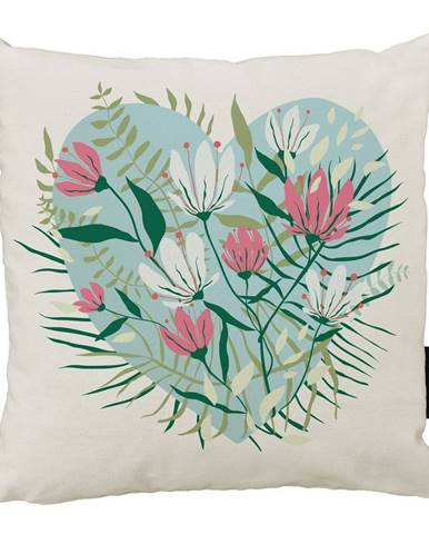 Vankúš Butter Kings z bavlny Be My Valentine, 45 x 45 cm