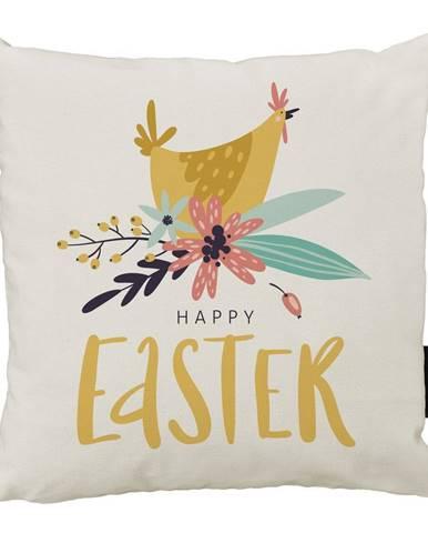 Vankúš Butter Kings z bavlny Easter Harvest II., 45 x 45 cm