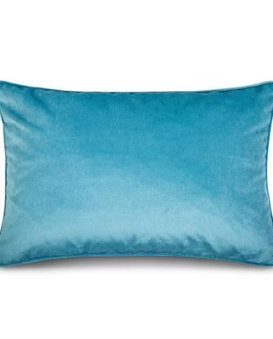 Modrá obliečka na vankúš WeLoveBeds Azure Coast, 40 × 60 cm