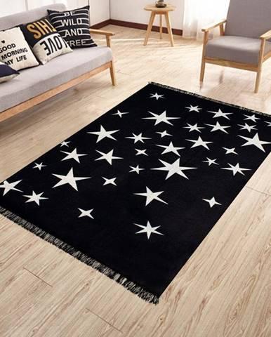 Obojstranný umývateľný koberec Kate Louise Doube Sided Rug Milkyway, 120 × 180 cm
