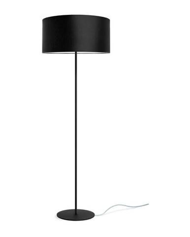 Čierna stojacia lampa Sotto Luce MIKA Elementary Xl 1F