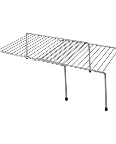 Prídavná polička do kuchynskej skrinky Metaltex Adapto
