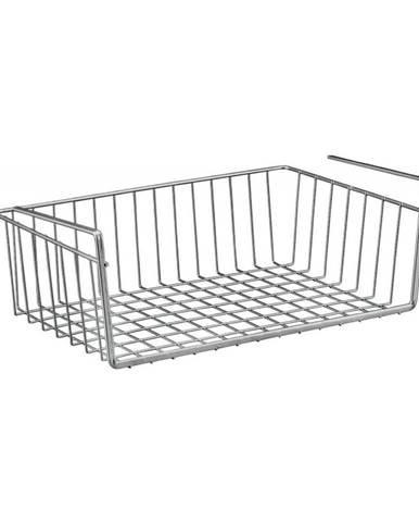 Prídavný košík pod poličku Metaltex Basket, 30×26cm