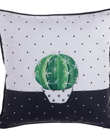 Obliečka na vankúš Mike&Co.NEWYORK Dot Cactus, 43 × 43 cm