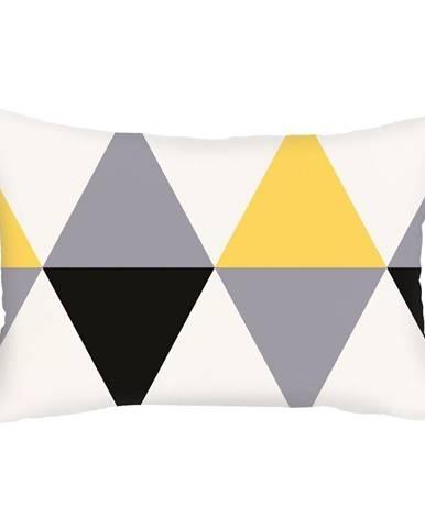 Obliečka na vankúš Mike&Co.NEWYORK Simple Lemon, 31 × 50 cm