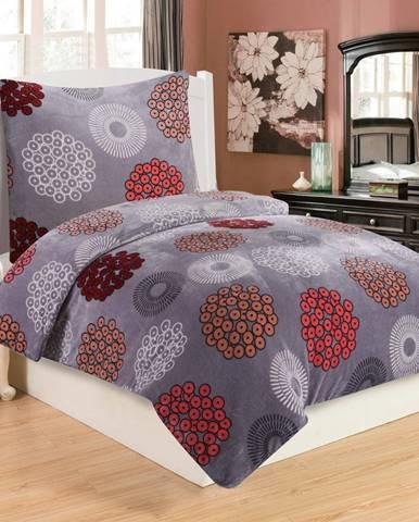 Mikroplyšové obliečky My HoMatylda, 140 x 200 cm
