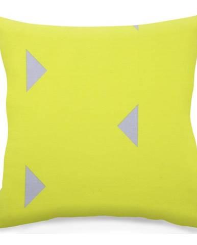 Súprava 2 obojstranných obliečok na vankúš DecoKing Geometric, 50×60cm