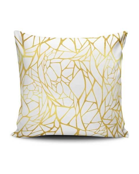 Cushion Love Obliečka na vankúš Calento Kahludo, 45×45 cm