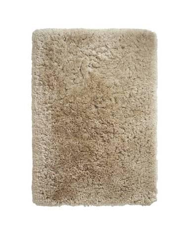 Béžový ručne tuftovaný koberec Think Rugs Polar PL Beige, 60×120 cm