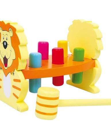 Drevená hračka Legler Lion
