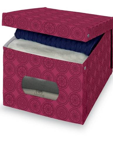 Úložný box Domopak Ella, 31×50cm