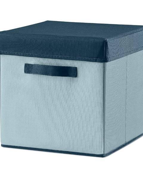 Flexa Modrý úložný box Flexa Room