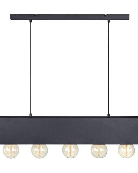 Markslöjd Čierne závesné svietidlo Markslöjd Couture