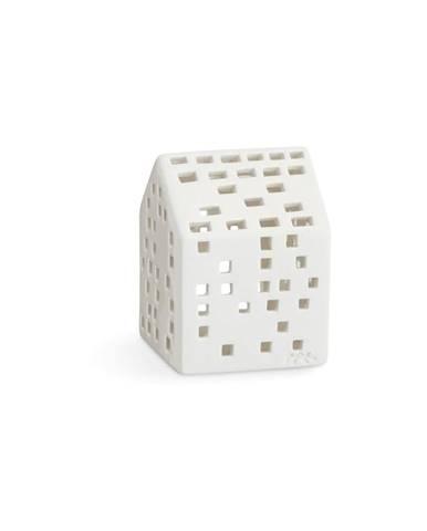 Biely keramický svietnik Kähler Design Urbania LighthoClassical
