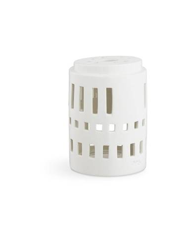 Biely keramický svietnik Kähler Design Urbania LighthoLittle Tower