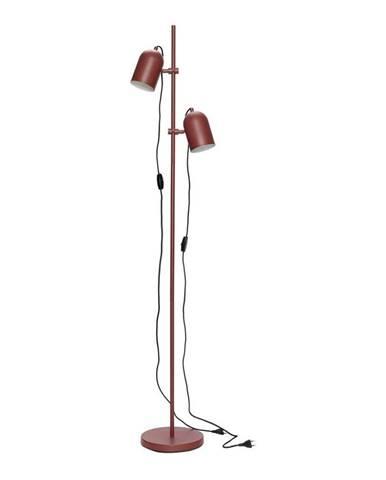 Červená voľne stojacia lampa Hübsch Firo