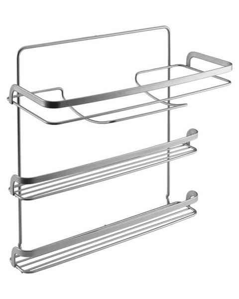 Metaltex Trojposchodový držiak na kuchynské utierky Metaltex, dĺžka 33 cm