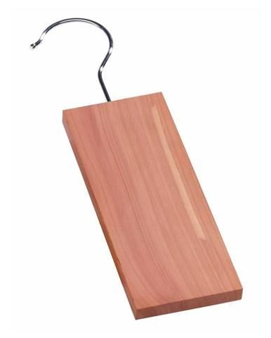 Doštička z cédrového dreva s háčikom do šatníkovej skrine Compactor