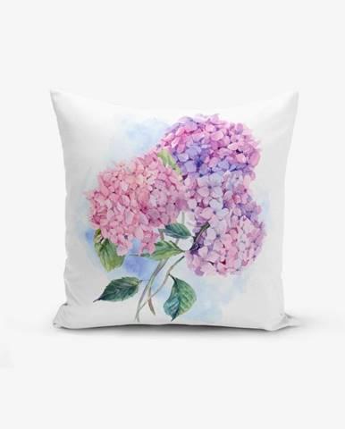 Obliečka na vankúš s prímesou bavlny Minimalist Cushion Covers Liandnse Special Design Modern Mala, 45×45 cm
