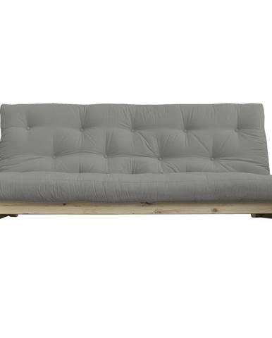 Variabilná pohovka Karup Design Fresh Natural Clear/Grey