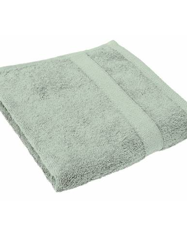 Mätovozelený uterák Tiseco Home Studio, 50 × 100 cm