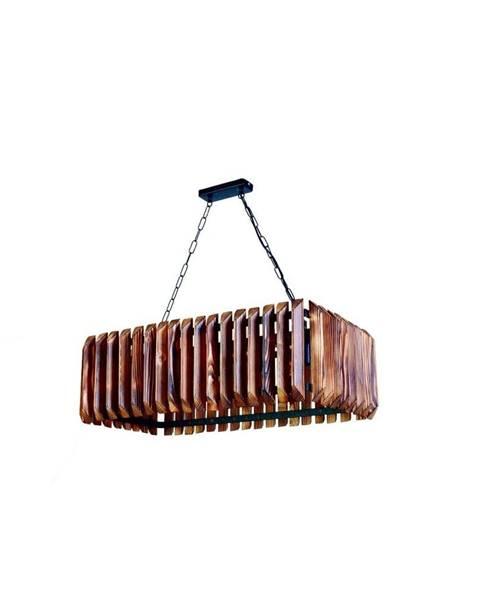 Beacon Závesné svietidlo z hrabového dreva Siesta 5li