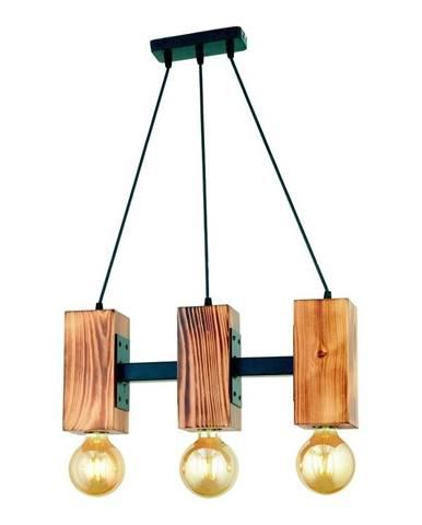 Závesné svietidlo z hrabového dreva Carina Tres