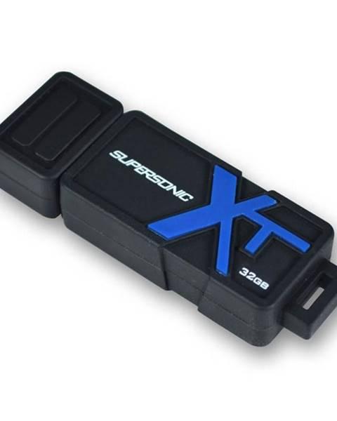 Patriot USB flash disk Patriot Supersonic Boost 32GB čierny