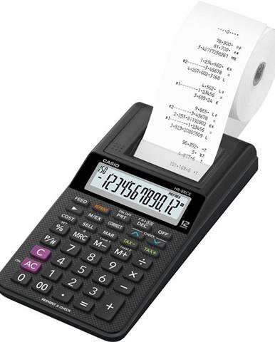 Kalkulačka Casio HR-8RCE BK čierna