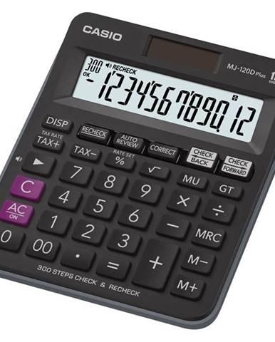 Kalkulačka Casio MJ-120D Plus čierna