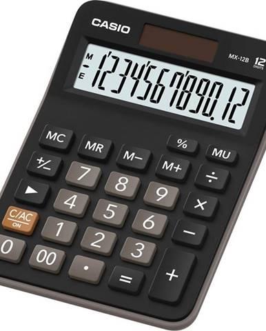 Kalkulačka Casio MX-12B BK čierna