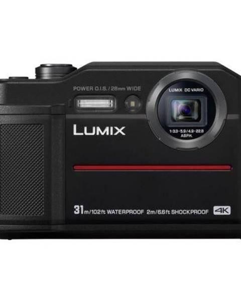 Panasonic Digitálny fotoaparát Panasonic Lumix DC-FT7 čierny