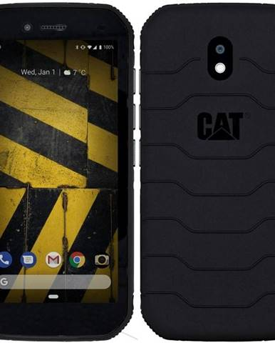 Mobilný telefón Caterpillar S42 čierny