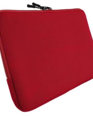 "Puzdro na notebook Fixed Sleeve do 15,6"" červené"