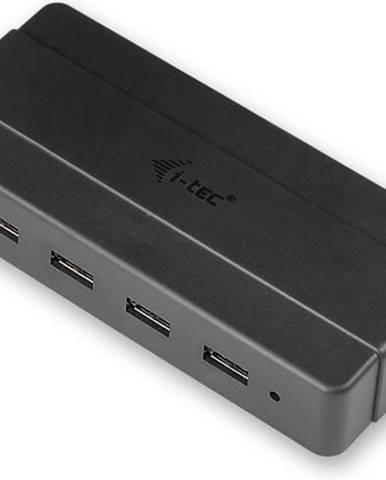USB Hub i-tec USB 3.0 / 4x USB 3.0 čierny