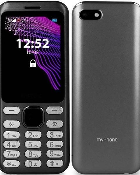 myPhone Mobilný telefón myPhone Maestro čierny