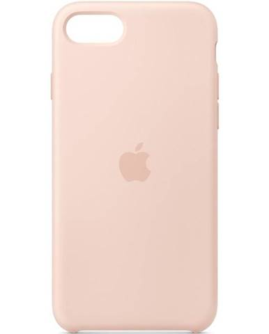 Kryt na mobil Apple Silicone Case pre iPhone SE