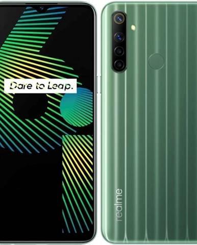 Mobilný telefón realme 6i zelený